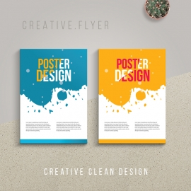 Creative Color Poster/Flyer