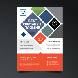 Creative Corporate Boxs Flyer