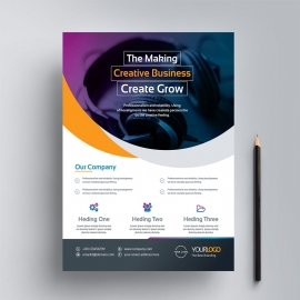 Creative Corporate Business Flyer