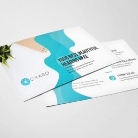Creative Corporate PostCard