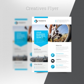 Creative Flyer Template