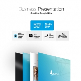Creative Google Slide Presentation