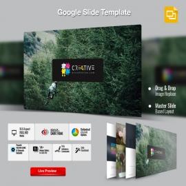 Creative Google Slide Presentation Template