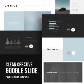 Creative Google Slide Template