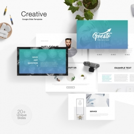 Creative Google Slide Template