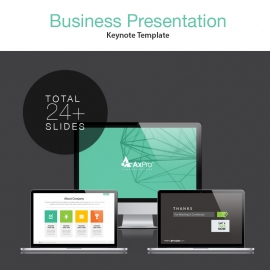 Creative Keynote Template