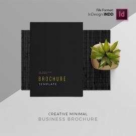 Creative Minimal Business Brochure