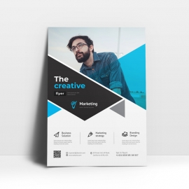 Creative-Minimal-Business-flyer