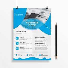 Creative & Minimal Flyer