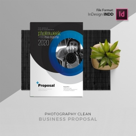 Creative Minimal Photography Project Proposal