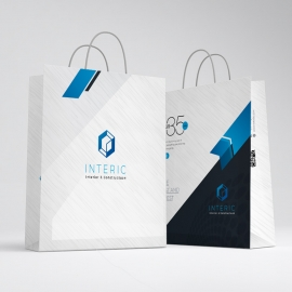 Creative Minimal Shopping Bag