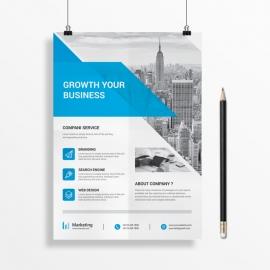 Creative & Minimalism Flyer