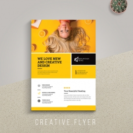 Creative Modern Business Flyer