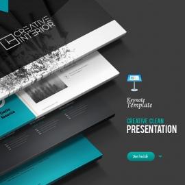 Creative Multipurpose Keynote Template