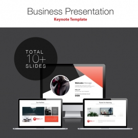 Creative Multipurpose Keynote Template