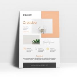 Creative Portfolio Flyer