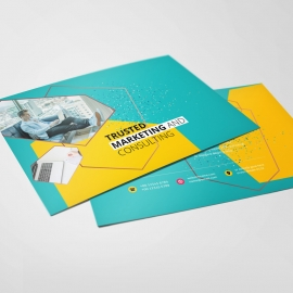Creative Postcard Templates