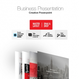 Creative Powerpoint presentation