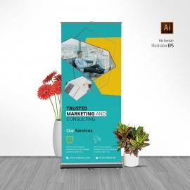 Creative Rollup Banner