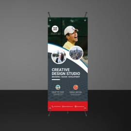 Creative Rollup Template