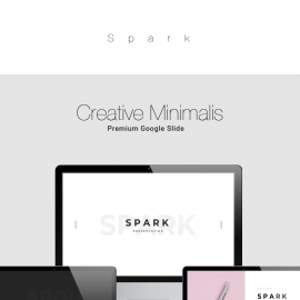 Creative Spark Google Slide Template