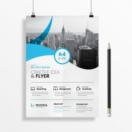 Creative Stylish Business Flyer
