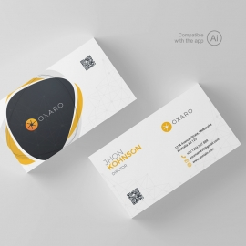 Creative Travel Business Card Template