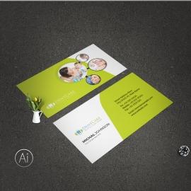 Dental Care BusinessCard