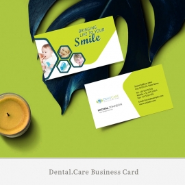 Dental Care BusinessCard
