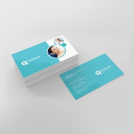 Dental Care Businesscard Template