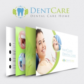 Dental Care Clinic Service Powerpoint Presentation
