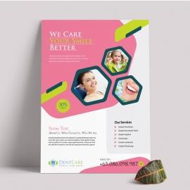 Dental Care Flyer