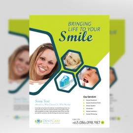 Dental Care Flyer