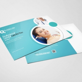 Dental Care PostCard
