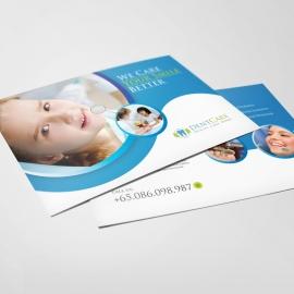 Dental Care PostCard