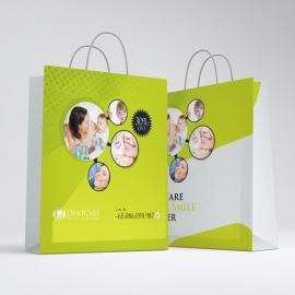 Dental Care Shopping Bag