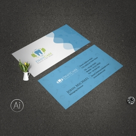 Dentist / Dental Care Clinic Business Card