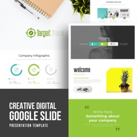 Digital Google Slide Template