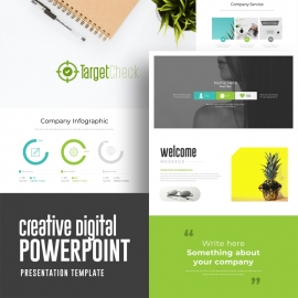 Digital Powerpoint Presentation