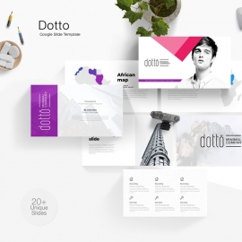 Dotto Google Slide Template