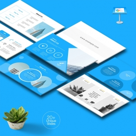 Dotto Minimal Keynote Template