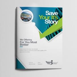 DreamAngle Creative Bifold Brochure