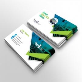 DreamAngle Creative Business Card
