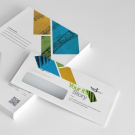 DreamAngle Creative Commerial Envelope