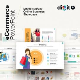 eCommerce & Product Showcase Powerpoint | Digit IX