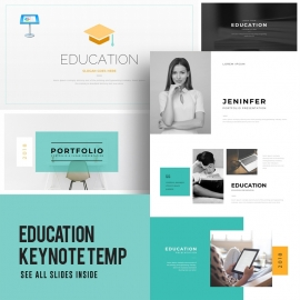 Education Keynote Template
