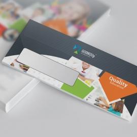 Education & School DL Envelope Commercial