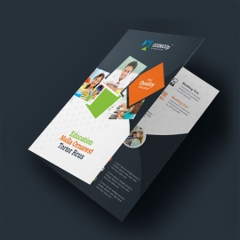 Education & Training School BiFold Brochure