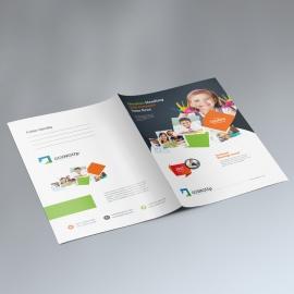 Education & Training School Presentation Folder