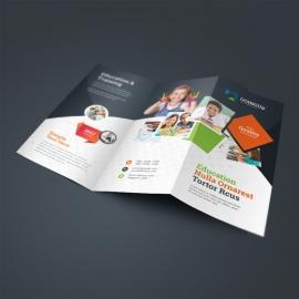 Education & Training School TriFold Brochure